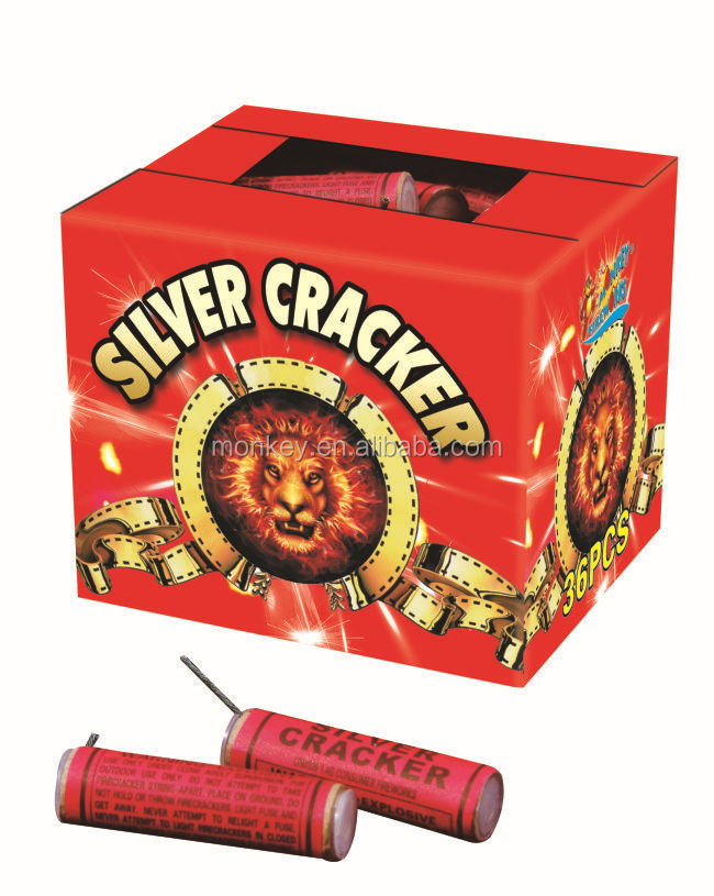 Wholesale factory price effects handmade cracker bomb fireworks