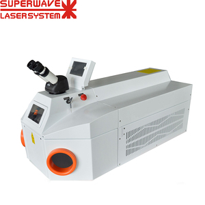 High Efficiency Laser Spot Welding Machine for the manufacturing of jewelry