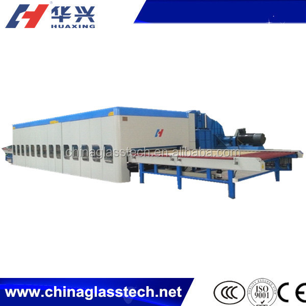 Tempered Sheet Glass Production Line/Toughened Glass Plant