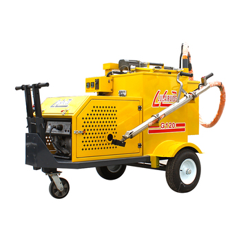 crack patching equipment self-propel crack repair machines crack injection machine