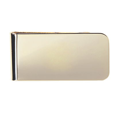 China factory directly cheap wholesale stainless steel blank money clip