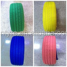 Color Tires for Cars