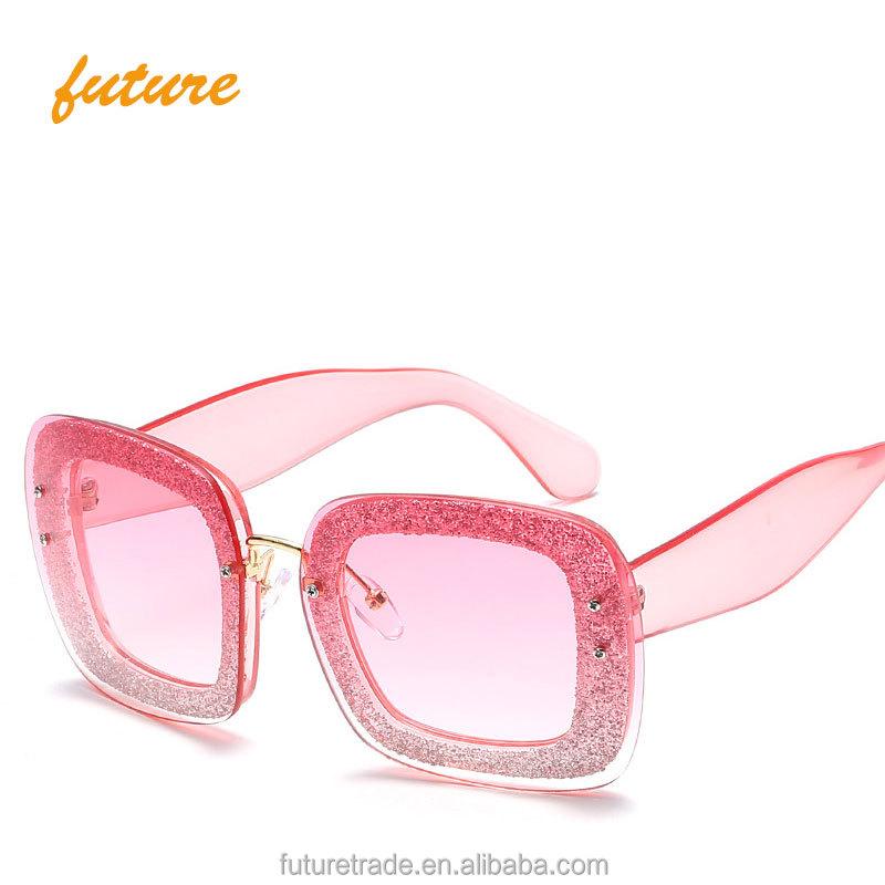 2786d5b6a J66134 Mulheres Grande Designer de Marca de Luxo Do Vintage Óculos Retro  High Street Snap Sun