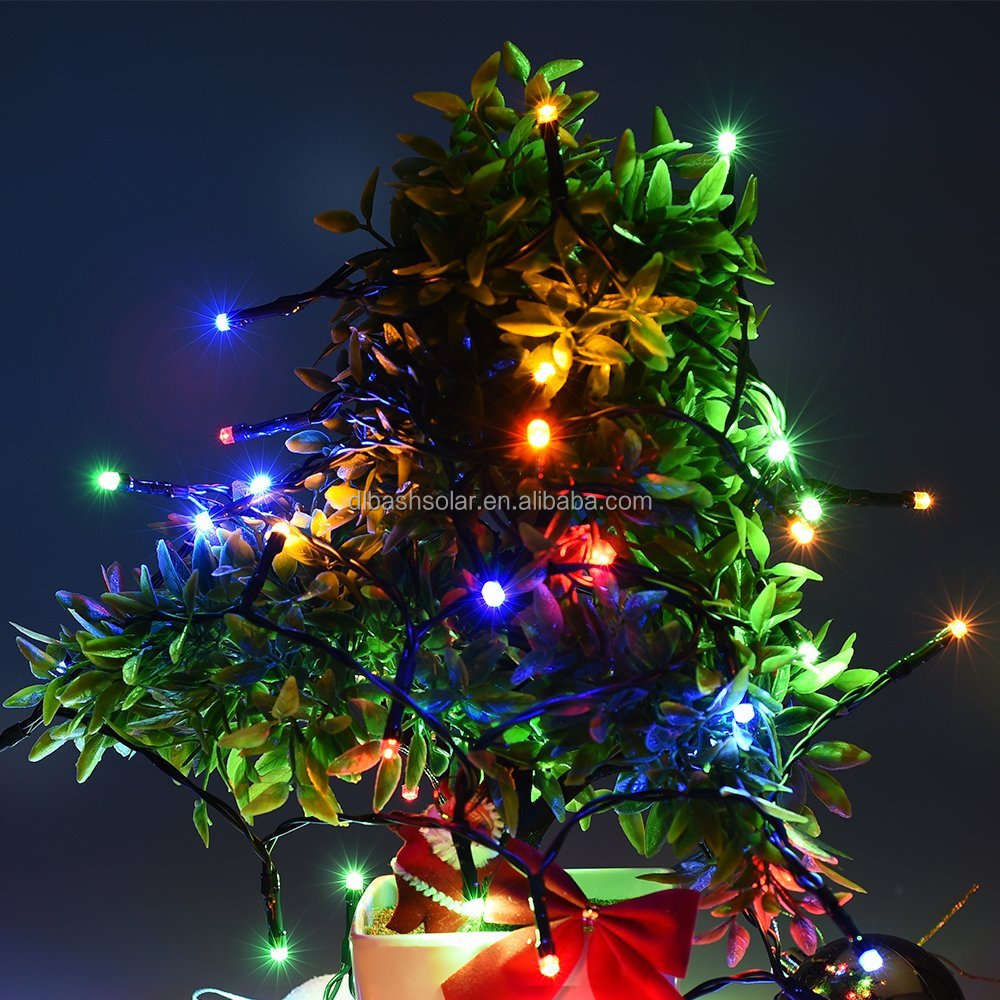 200 pieces led rgb solar string christmas light outdoor led chasing christmas lights buy led christmas star string lightsled chasing christmas lights