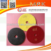 MRK 4 inch wet diamond polishing pads for stone polishing