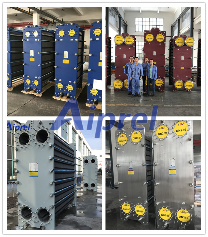 Manufacturer production chiller with plate heat exchanger for chemical industry and refrigeration