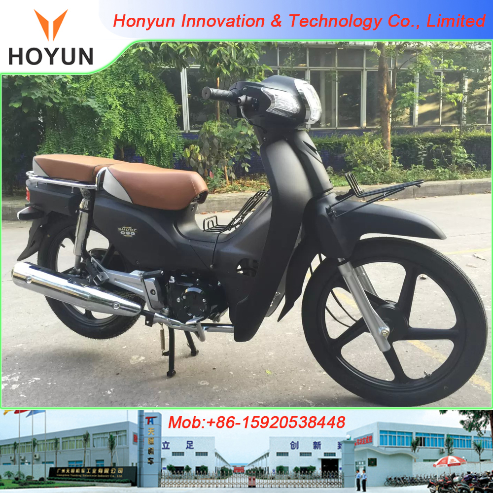 HOT sale in Moroco HOYUN WAVE110i DY110 super C90 motorcycles