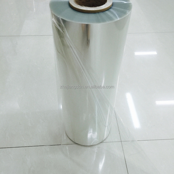 Bopet Transparent Film Roll for Metallization