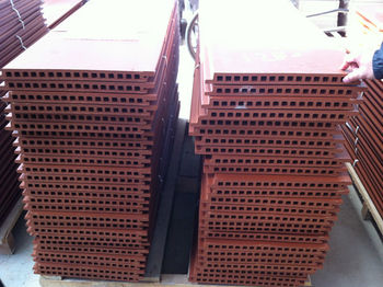 Tile Building Exterior Walls Terracotta Wall Panel With Dry Hang ...