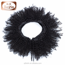 Alibaba Hair Bundles Supplier Malaysian Remy Wefts Virgin Color Afro Curl Weaving Natural Hair Extensions