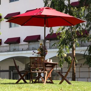 9267b8422 Leisure Ways Patio Umbrellas, Leisure Ways Patio Umbrellas Suppliers and  Manufacturers at Alibaba.com