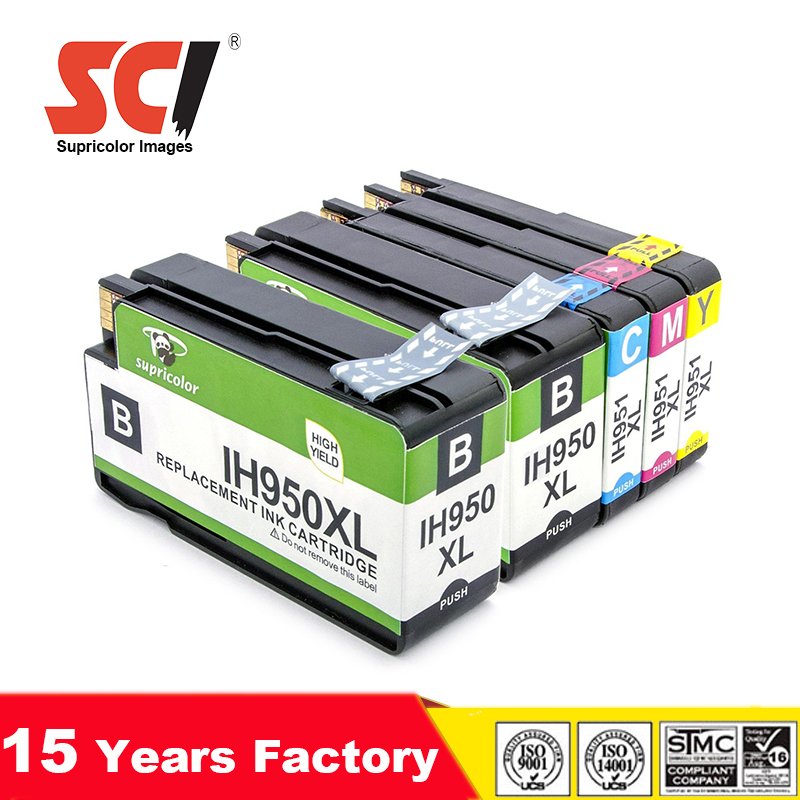 Outstanding image Printing compatible hp cartridge 950