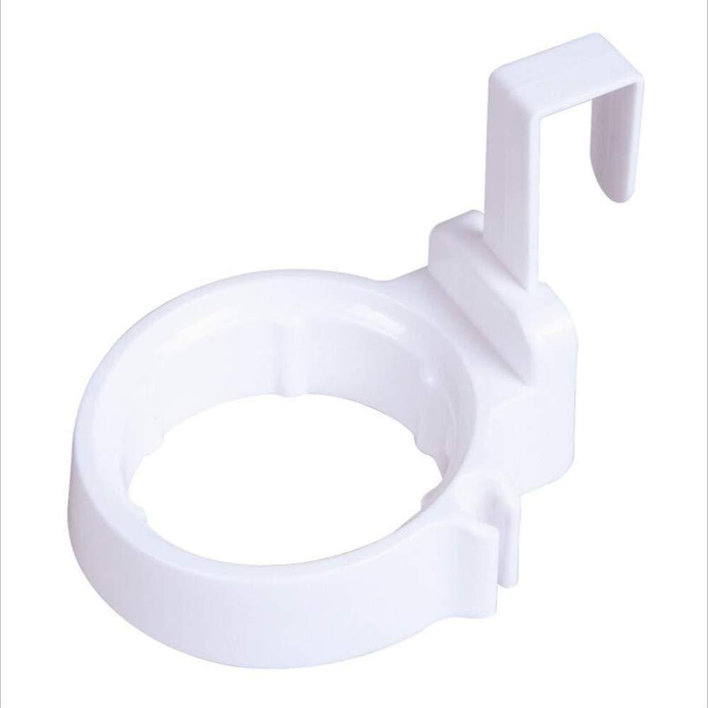 Hairdryer bracket back door type plastic blow frame, bathroom rack, air duct rack, bathroom storage rack, bathroom wall hanging,D