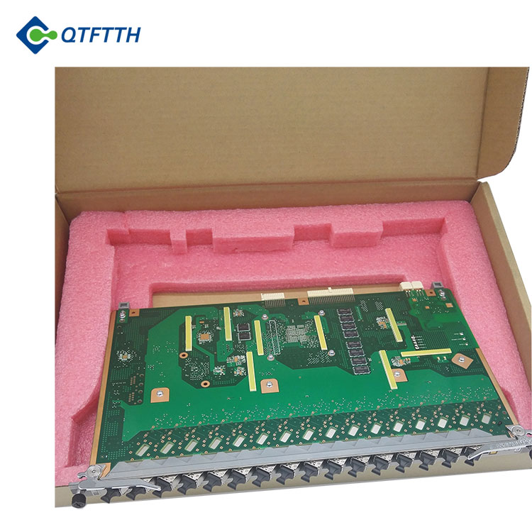 Original Huawei Gpon Business board GPFD with 16 SFP modules for Huawei olt MA5680T MA5683T