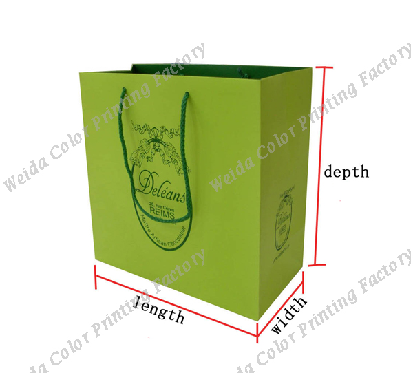 shenzhen underwear paper packaging bag wholesale