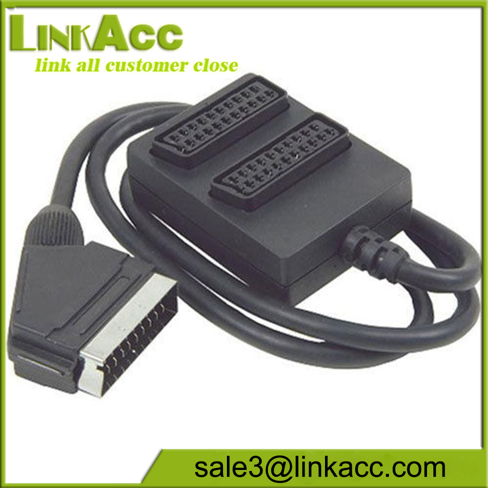 Scart Cable, Scart Cable Suppliers and Manufacturers at Alibaba.com