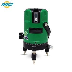 Green beam 535nm leveling rotary laser level 360