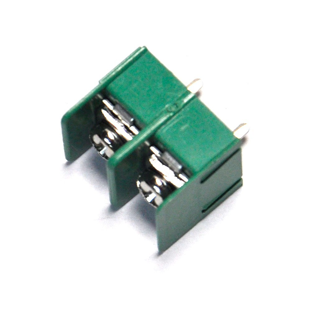 Gikfun KF7.62-2P 2 Pin 7.62mm pitch Screw Terminal Block for Arduino (Pack of 10pcs) EK1510