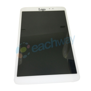 Tablet LCD screen for LG G Pad 8.3 V500 LCD with Touch Screen Digitizer Complete white
