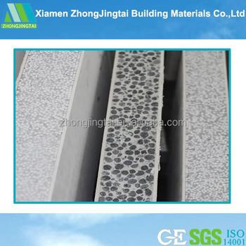Decorative Exterior Siding Precast Lightweight Concrete Wall Panels