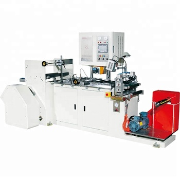Export computer controlled high speed label seaming machine