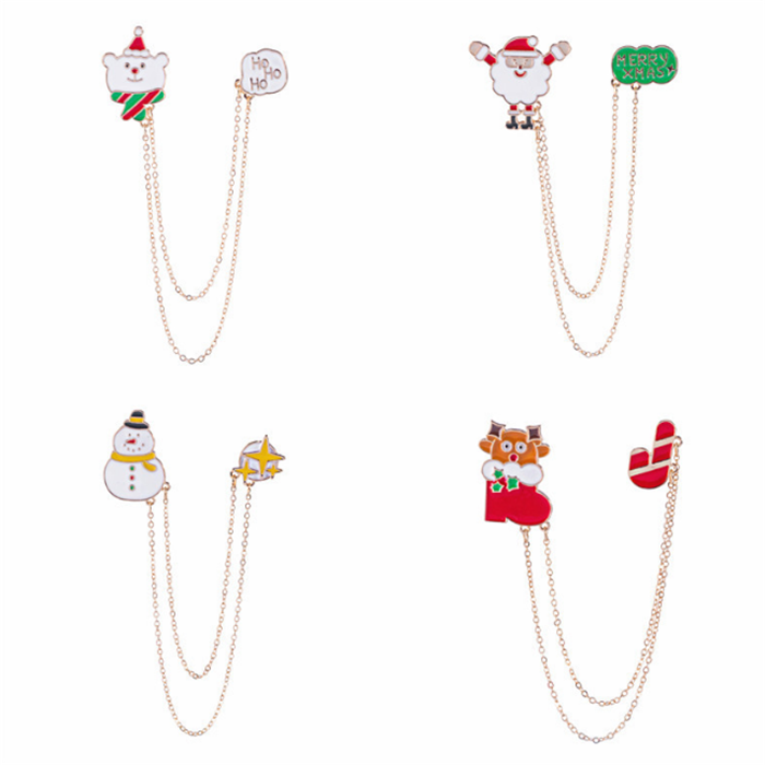 Christmas Chain Png.Custom Christmas Gifts Metal Pin Collar Shirt With Chain View Pin Collar Shirt Pinglory Product Details From Kunshan Pinglory Gifts Co Ltd On