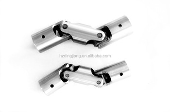 needle bearing u joint. double needle bearing universal joint nb-s36, small joint,hard treatment u