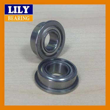 Alto rendimiento berg flanged ball bearing b2 14 s