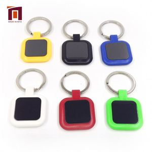 Best Price Wholesale Soccer Ball Car Mini Decoration Plastic Key Ring