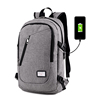Wholesale OEM branded fashion custom 15.7inch laptop backpack bag