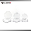 manfacturer transparent plastic compact powder case