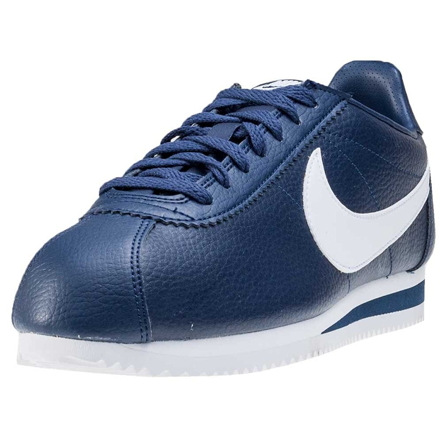 Get Quotations · Nike Mens Classic Cortez Leather Trainers 8f5e8f1981