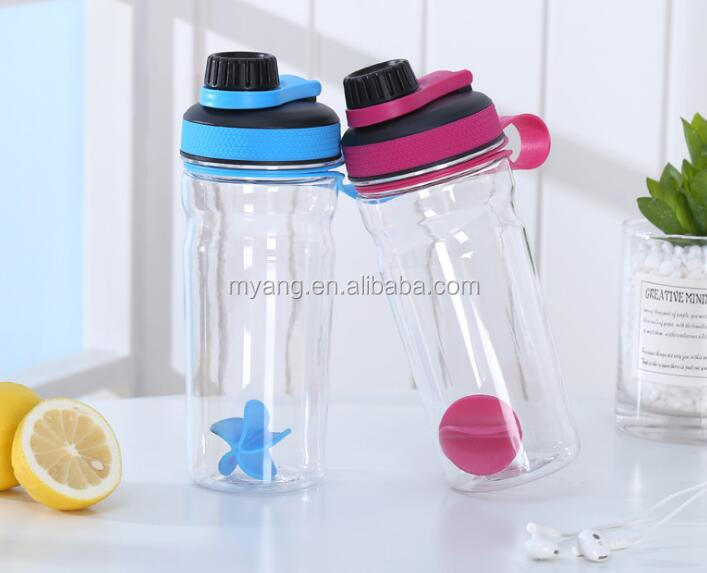 BPA FREE wholesale 2020 year fashionable  water bottles with silicon cover