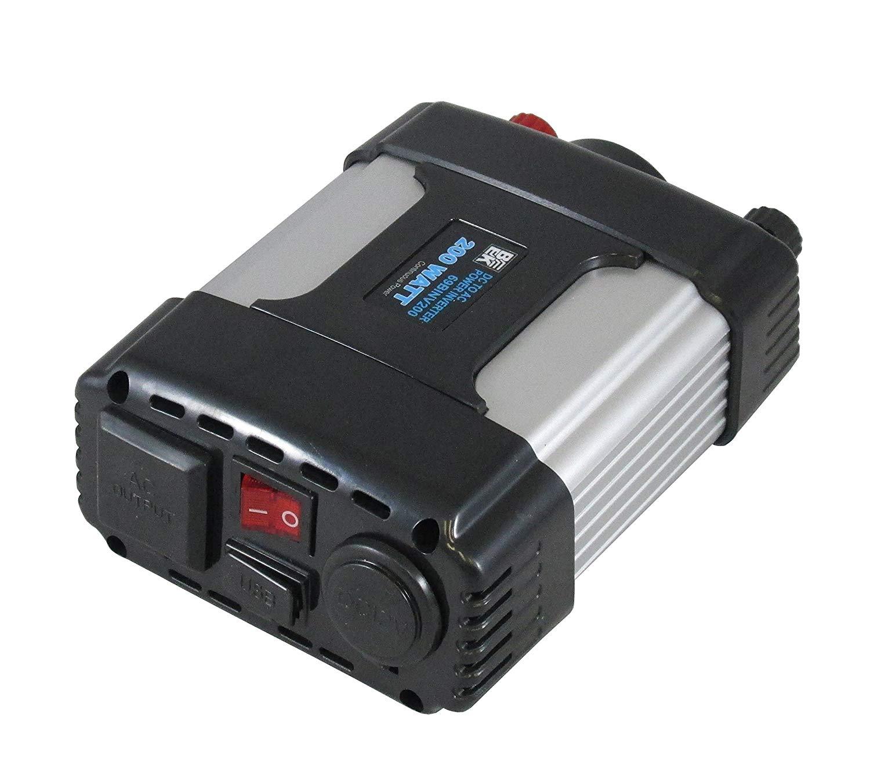 Cheap 200 Watt Inverter Circuit Diagram Find 800w Pure Sine Schematic Schema Get Quotations Blast King 69binv200 With Usb