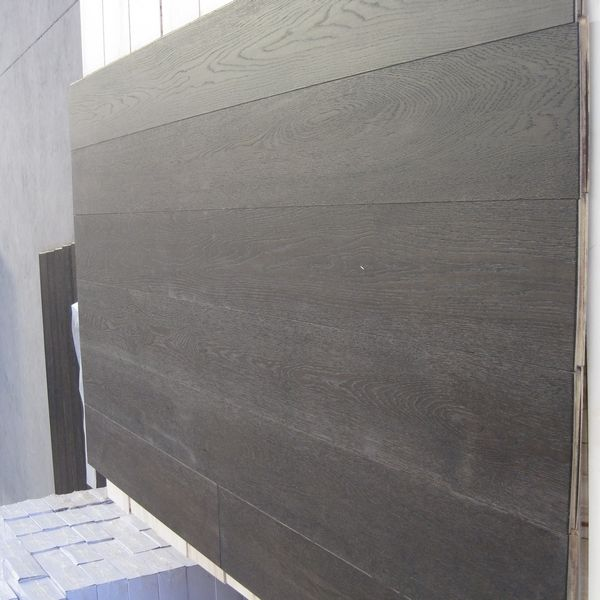Cheap Price Wire Brushed White Oak Engineered Flooring