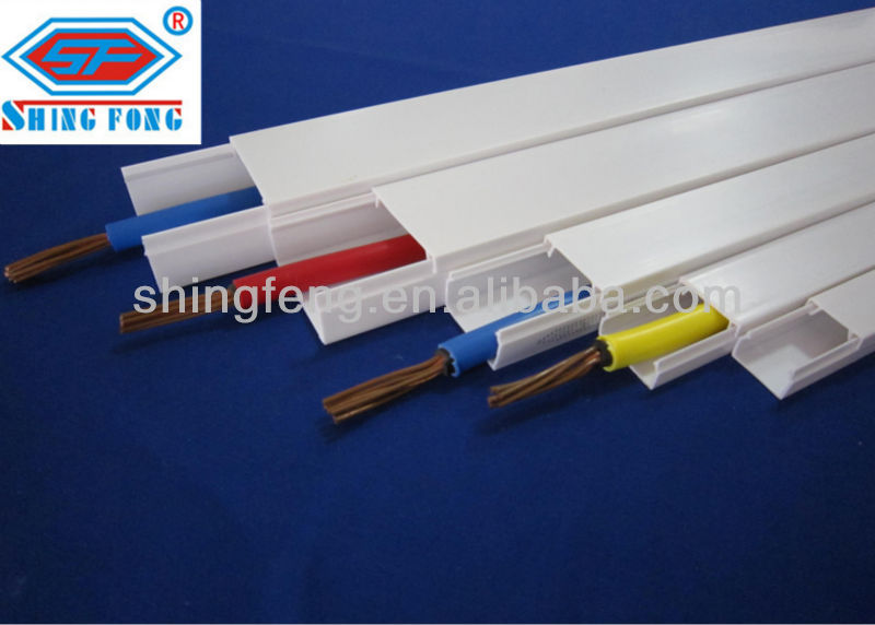 Pvc Patti Trunking Buy Pvc Trunking For Electrical Cable Duct Pvc Cable Trunking Duct Pvc Trunking Product On Alibaba Com