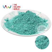 Sparkle Green  Color Pearlescent pigment,pearl luster pigment,Mica Powder DIY  Makeup Nail Design ,Nail Polish 1 lot= 50g