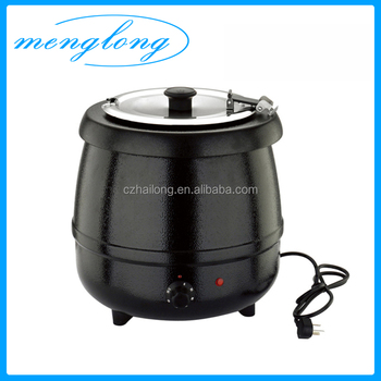 10l 13l stainless steel electric soup heating pot soup warmer electric soup warming pot - Soup Warmer