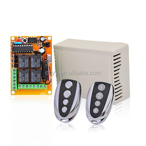 433Mhz or 868MHz industrial wireless remote control,wireless remote control