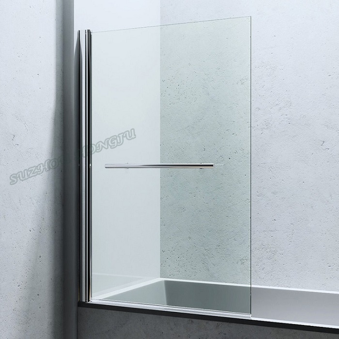 Manufacturer Low Price Shower Glass Bathtub Screen