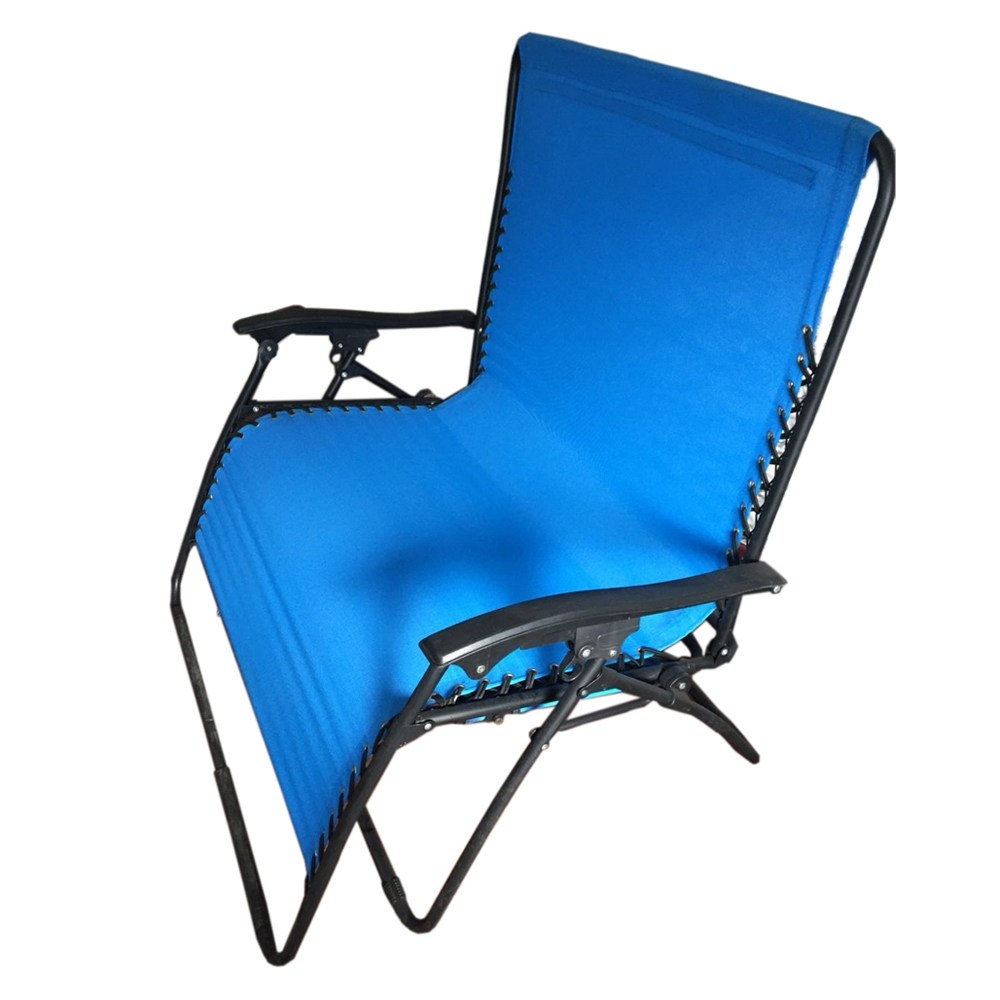 Blue Outdoor Foldable Double Beach Chair Dimensions Specifications