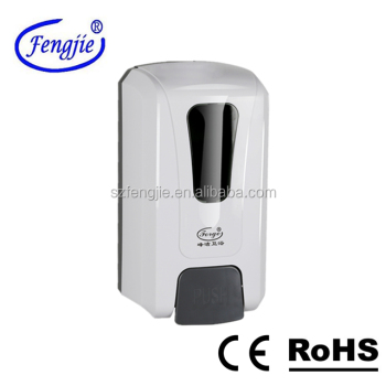 F1408-A foam hand made liquid soap dispenser with 1000ml disposable bag