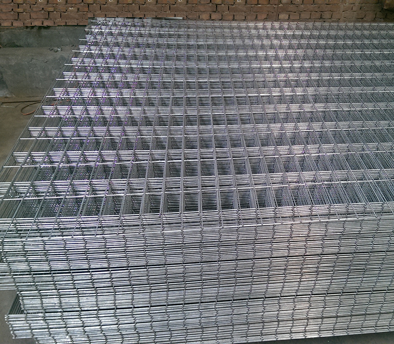 Galvanised Steel Bar Welded Wire Mesh 6x6 For Building Construction ...