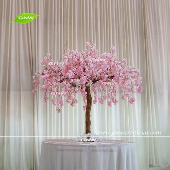 GNW CTR1605008-D wholesale tall centerpiece stands artificial cherry ...