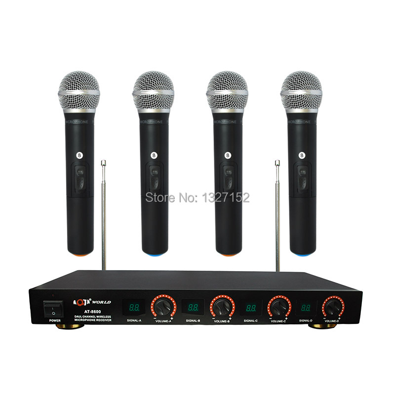 buy brand new professional vhf high range wireless microphone wireless best buy. Black Bedroom Furniture Sets. Home Design Ideas