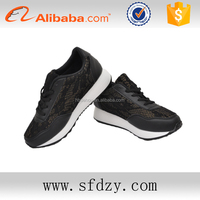 Safety ladies high heel sports shoes fashion casual shoes for women