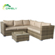 China supplier recliner sofa set hot style patio furniture outdoor sofa sets reliable garden furniture outdoor rattan sofa