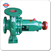 Hengbiao IS horizontal wear-resistance Cast Iron electric city feed water pump