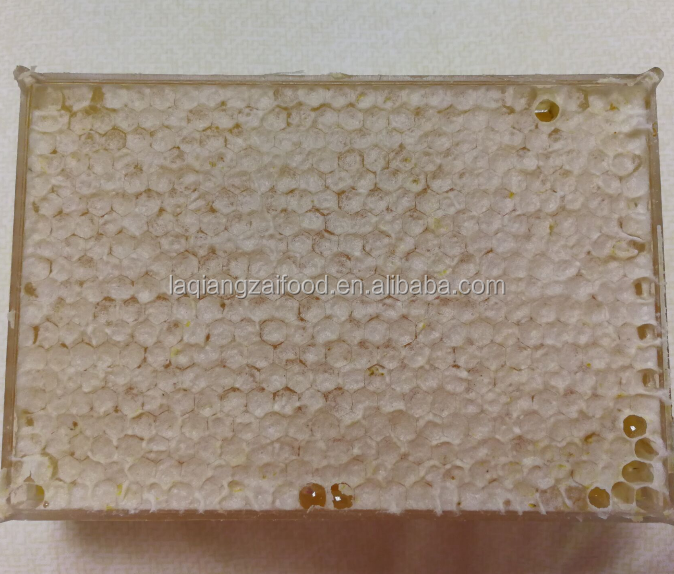 Chinese fresh pure natural yellow honey nest with best quality