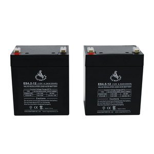 Sla AGM VRLA UPS battery 12v 5ah sealed lead acid battery for toys